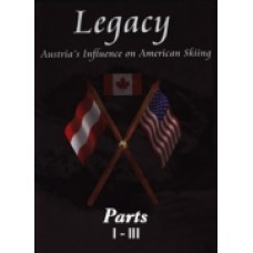 Legacy Trilogy - Parts I - III